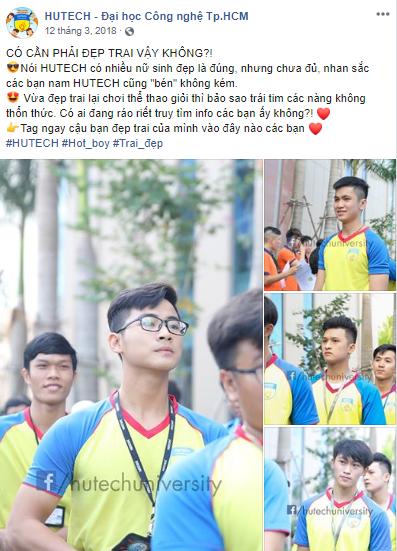 Ngôi trường Đại học ở TPHCM đi 3 bước là gặp trai đẹp, toàn soái ca 6 múi đến mức em trai Sơn Tùng MTP cũng phải chào thua! - ảnh 13