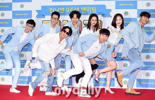 Running Man lần đầu làm fanmeeting tại Hàn Quốc nhưng Song Ji Hyo lại bị đối xử bất công? - ảnh 2