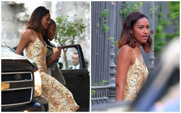 Sau khi xuất hiện với vẻ đẹp lột xác quyến rũ, con gái út nhà ông Obama lại gây xôn xao khi lựa chọn trường Đại học khác biệt - ảnh 2