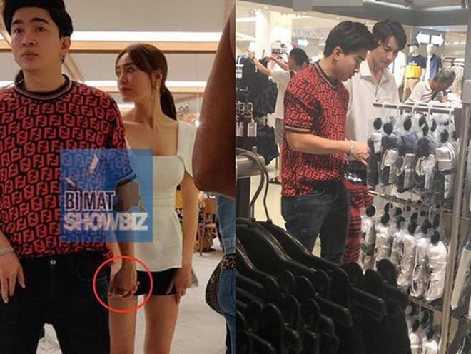 Chi Dân và Lan Ngọc lại tiếp tục bị bắt gặp đi siêu thị mua sắm cùng nhau giữa tin đồn bí mật hẹn hò - Ảnh 5.