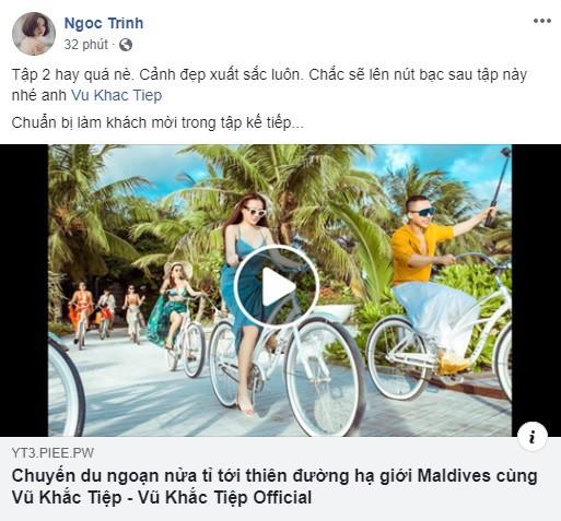 """Hot: Ông bầu Vũ Khắc Tiệp ra vlog mới, chi hẳn nửa tỉ thuê khách sạn sang chảnh nhất Maldives để ở """"sương sương"""" - ảnh 24"""