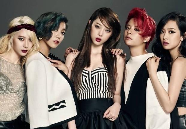 Nữ idol được SM chiêu mộ từ lúc 6 tuổi: Là em gái của cựu thành viên SNSD, visual đỉnh cao của nhóm nhạc tường thành concept - Ảnh 5.