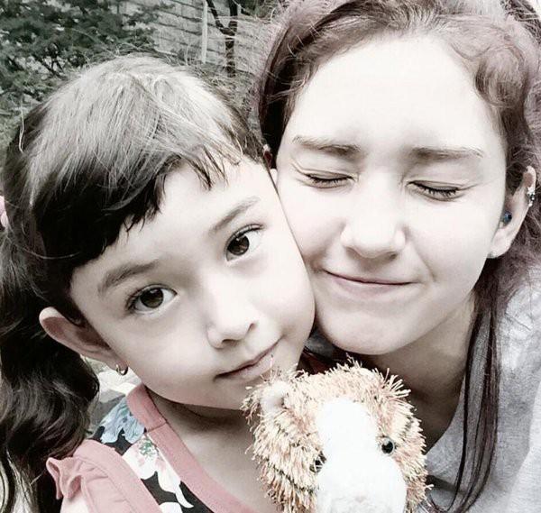 Em gái của 4 mỹ nhân Hàn đình đám: Toàn xinh như idol, không gia nhập Kbiz quá phí, nhóc tỳ nhà Somi quá đỉnh - Ảnh 7.