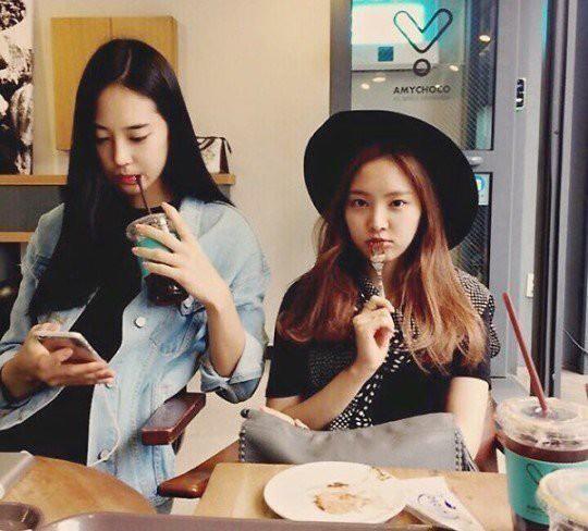 Em gái của 4 mỹ nhân Hàn đình đám: Toàn xinh như idol, không gia nhập Kbiz quá phí, nhóc tỳ nhà Somi quá đỉnh - Ảnh 18.