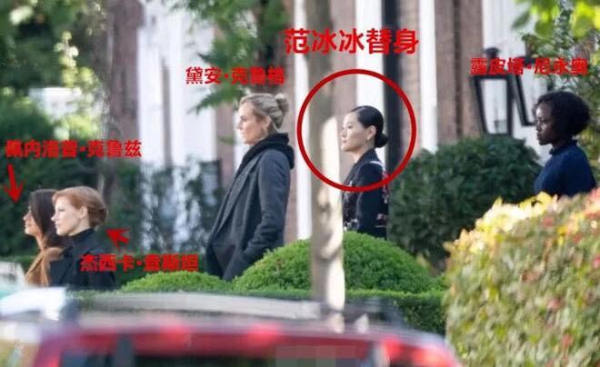 Rộ tin đồn Phạm Băng Băng bị cắt vai ở bom tấn Hollywood, người thay thế lại là gương mặt lạ hoắc - ảnh 1