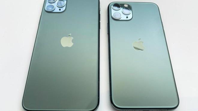 """iPhone 11 Pro """"xanh bóng đêm"""" liệu có gây sốt như iPhone """"vàng hồng"""" trước đây? - ảnh 4"""