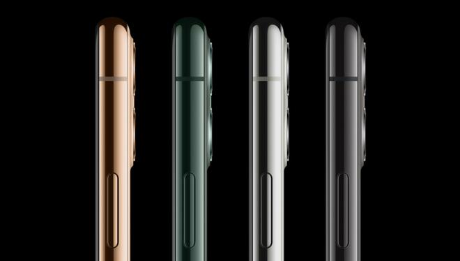 """iPhone 11 Pro """"xanh bóng đêm"""" liệu có gây sốt như iPhone """"vàng hồng"""" trước đây? - ảnh 2"""