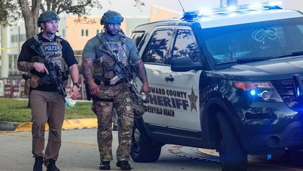 Mỹ: Tấn công bằng dao tại Florida làm nhiều người bị thương - ảnh 1
