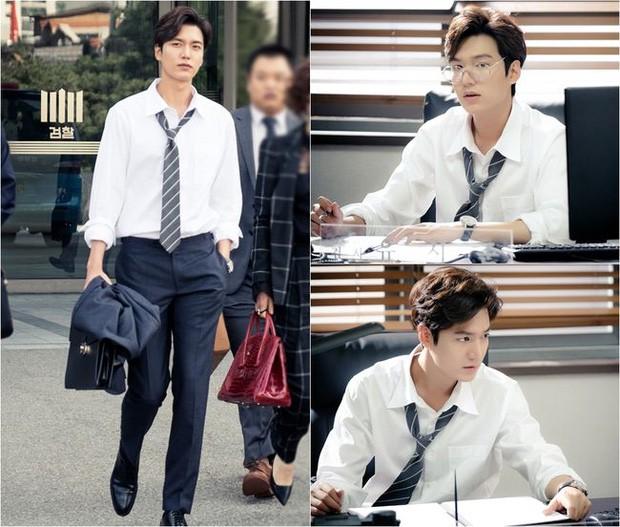 5 ác ma quyến rũ màn ảnh Hàn: Hyun Bin không góc chết nhưng trùm đẹp trai vẫn là Lee Min Ho! - ảnh 5