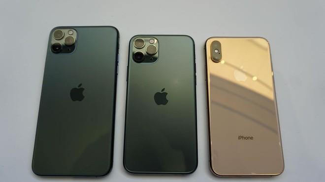 """iPhone 11 Pro """"xanh bóng đêm"""" liệu có gây sốt như iPhone """"vàng hồng"""" trước đây? - ảnh 5"""