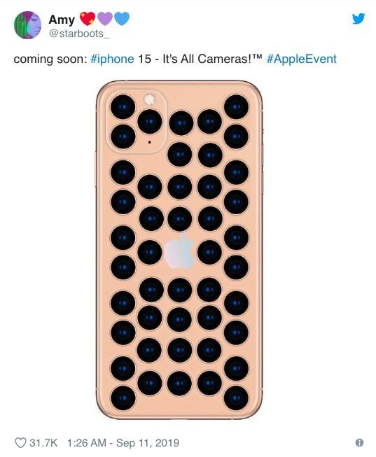 Hội chứng sợ lỗ nghiêm trọng tới mức nào mà camera mới của iPhone 11 khiến nhiều người giật mình đến thế - ảnh 8