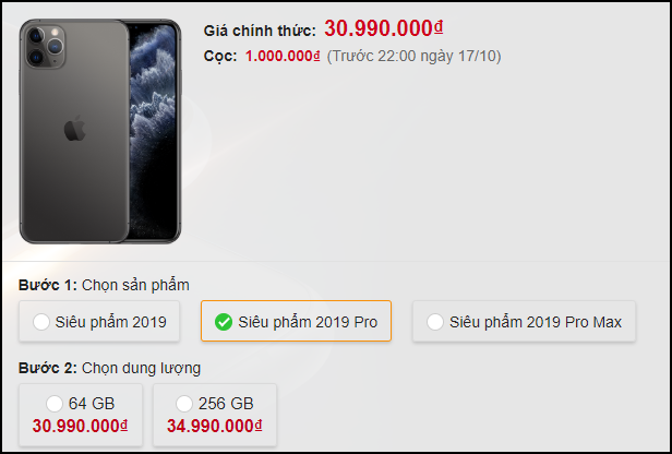 iPhone 11 lộ giá CHÍNH THỨC tại Việt Nam từ một nhà bán lẻ lớn: Tất cả đều nằm trong dự kiến! - ảnh 3