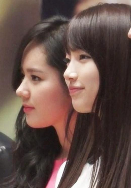 Lâu rồi Suzy mới gây sốt với nhan sắc cận cảnh đỉnh cao thế này, nhưng lại gây tranh cãi khi khi đặt cạnh Han Ga In - Ảnh 7.