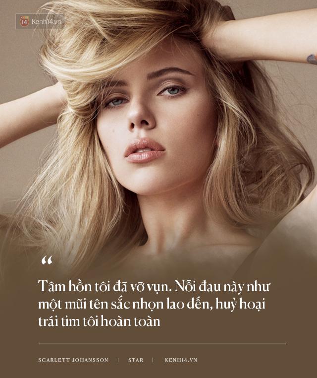 Góa phụ đen Scarlett Johansson: Bị tài tử Deadpool bỏ ngay khi thành phụ nữ quyến rũ nhất hành tinh và cái kết bất ngờ - ảnh 3