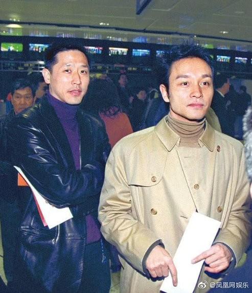 16 năm rồi, Đường Hạc Đức vẫn đúng 0h gửi lời chúc mừng sinh nhật tới Trương Quốc Vinh: Mong người mỗi đêm luôn ở đây - Ảnh 6.
