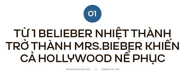 """Mối tình của Justin Bieber - Hailey Baldwin: Quý cô thay đổi chàng Don Juan ngoạn mục và lời hẹn """"Chúng ta sẽ hạnh phúc hơn ở tuổi 70"""" - ảnh 1"""