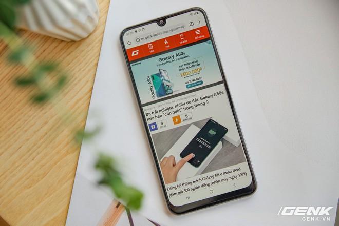 Sang chảnh hút mắt với Galaxy A50s: Thiết kế độc đáo, vân tay dưới màn hình, 3 camera mà giá chỉ 7.8 triệu - ảnh 15