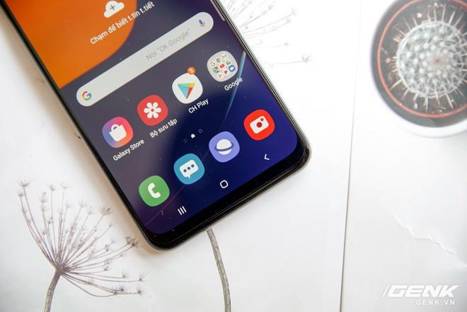 Sang chảnh hút mắt với Galaxy A50s: Thiết kế độc đáo, vân tay dưới màn hình, 3 camera mà giá chỉ 7.8 triệu - ảnh 8