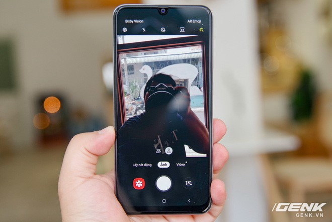 Sang chảnh hút mắt với Galaxy A50s: Thiết kế độc đáo, vân tay dưới màn hình, 3 camera mà giá chỉ 7.8 triệu - ảnh 11