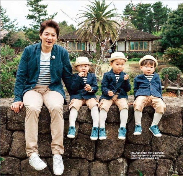 Quan điểm nuôi con đối lập của các ông bố bà mẹ nổi tiếng xứ Hàn Quốc: Người tích cực khoe con trên cả tạp chí, người giấu kín như bưng - ảnh 8