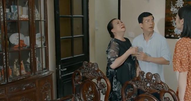 """""""Đôi bạn cùng khổ"""" Khuê - San (Hoa Hồng Trên Ngực Trái): Mỗi người một vẻ nhưng đều phát khóc vì nhà chồng - Ảnh 12."""