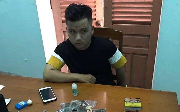 Bắt 2 sinh viên mua bán gần 1,5kg cần sa ở Đà Nẵng