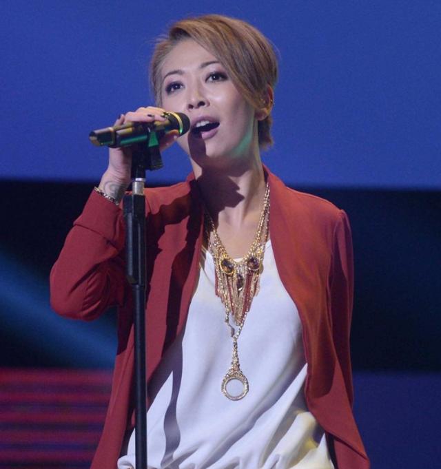 Thân bại danh liệt vì lái xe đâm chết người, nữ ca sĩ Đài Loan trầy trật quay lại showbiz với catse chưa đến 300 ngàn - ảnh 5