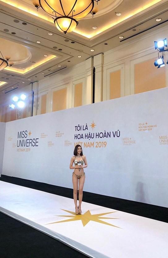 Dàn thí sinh Hoa hậu Hoàn vũ miền Bắc trong ảnh bikini chưa photoshop: Body Tường Linh, Đào Hà và mỹ nhân khác ra sao? - ảnh 1