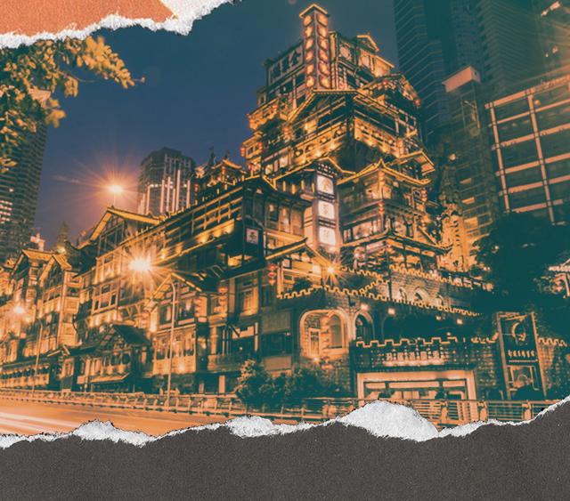 Thành phố thẳng đứng tại Trung Quốc - nơi các ứng dụng ship đồ ăn chịu chết vì không hiểu nhà nào ở đâu - ảnh 1