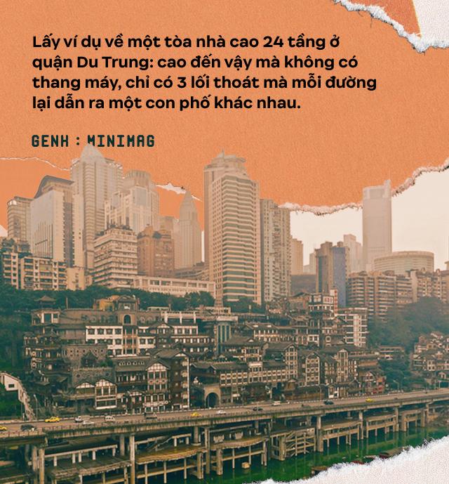 Thành phố thẳng đứng tại Trung Quốc - nơi các ứng dụng ship đồ ăn chịu chết vì không hiểu nhà nào ở đâu - ảnh 2