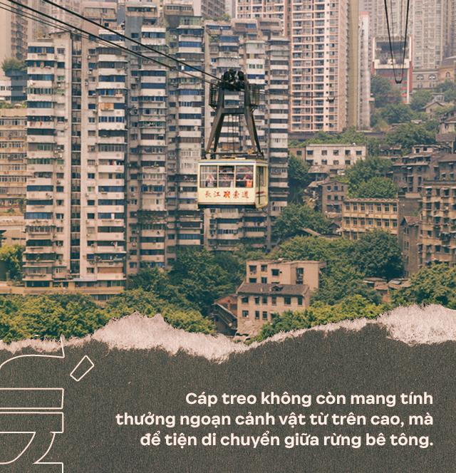 Thành phố thẳng đứng tại Trung Quốc - nơi các ứng dụng ship đồ ăn chịu chết vì không hiểu nhà nào ở đâu - ảnh 4