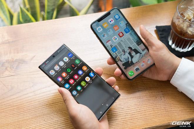 Cho iFan cầm thử Galaxy Note10+: Chỗ nào hay hơn iPhone, chỗ nào còn chưa được tốt? - ảnh 8