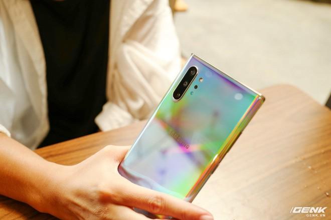 Cho iFan cầm thử Galaxy Note10+: Chỗ nào hay hơn iPhone, chỗ nào còn chưa được tốt? - ảnh 6