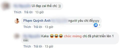 Bất ngờ hội ngộ chung 1 khung hình có ai ngờ Phạm Quỳnh Anh hơn tomboiloichoi Bảo Hân tới 16 tuổi - ảnh 2