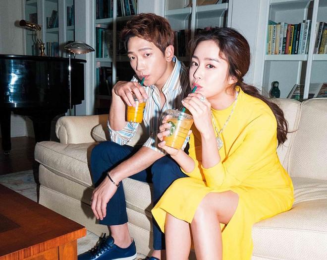 Bí quyết nào giúp Kim Tae Hee lúc nào cũng trẻ đẹp bất chấp tuổi tác? - ảnh 3