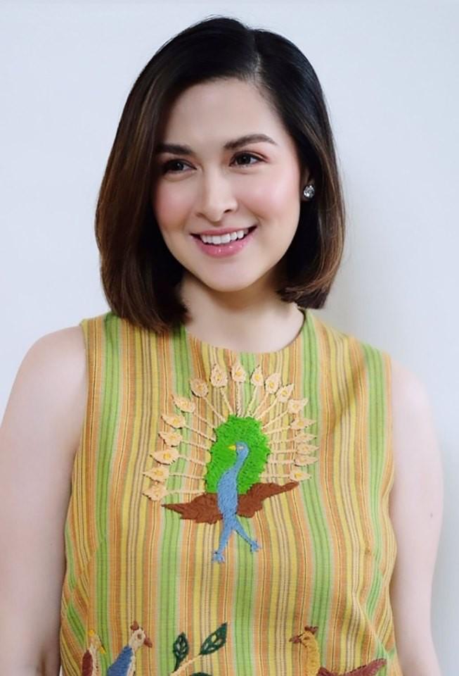 Vừa cắt tóc, mẹ 3 con đẹp nhất Philippines khiến dân tình ngỡ ngàng vì quá giống Song Hye Kyo - ảnh 8