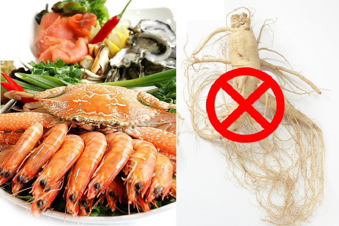 Những loại thực phẩm không thể ăn chung với nhau vì dễ gây ngộ độc, tiêu chảy - ảnh 2
