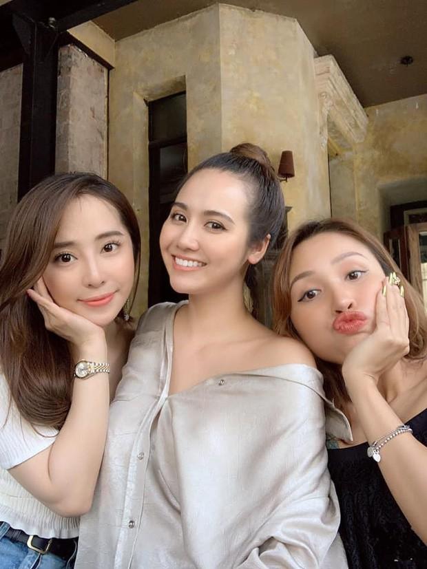 Khoảnh khắc sao Việt hiếm hoi chung khung hình: Sắc vóc bất phân, có cặp khó ai tin cách nhau cả một thế hệ - ảnh 8
