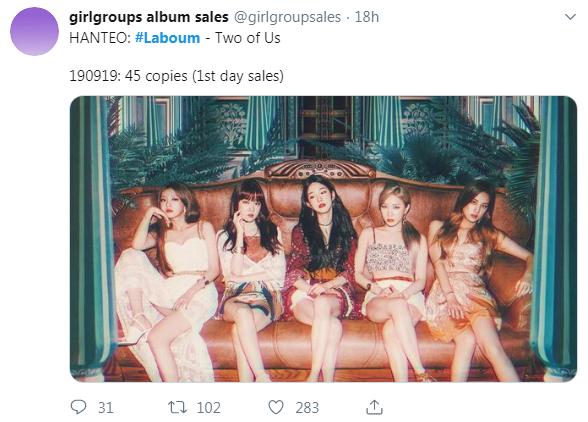 Bán được vỏn vẹn... 45 album ngày đầu, girlgroup đánh bại IU 2 năm trước nhận đủ lời mỉa mai khi gián tiếp thừa nhận gian lận - ảnh 3