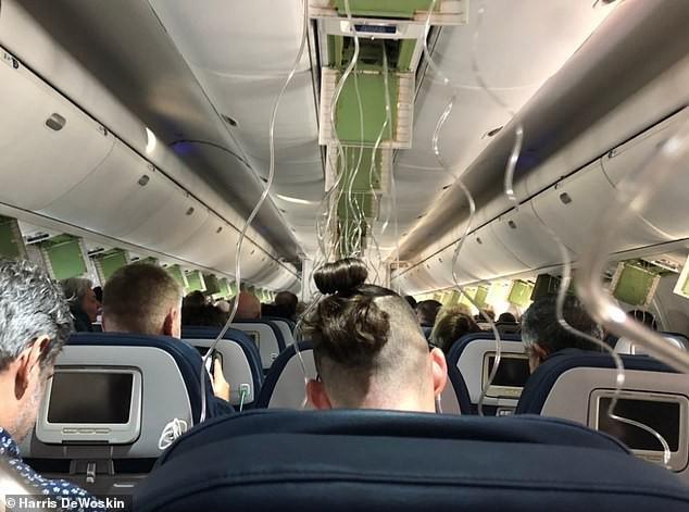 Máy bay rơi tự do gần 9.000m, hành khách hoảng loạn nhắn tin vĩnh biệt người thân - ảnh 1