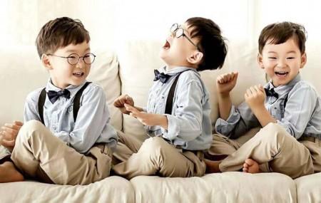"""Học hỏi """"Ông bố quốc dân"""" Song Il Gook: Tưởng chóng mặt với đàn con sinh 3 nhưng lại nhàn tênh với cách dạy con độc đáo - ảnh 3"""