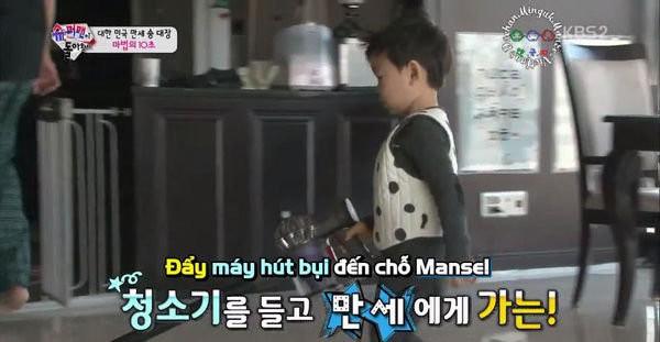 """Học hỏi """"Ông bố quốc dân"""" Song Il Gook: Tưởng chóng mặt với đàn con sinh 3 nhưng lại nhàn tênh với cách dạy con độc đáo - ảnh 7"""