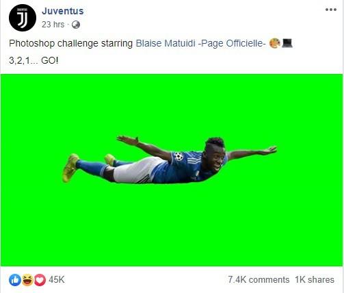 Phì cười với trào lưu chế ảnh do chính đội bóng của Ronaldo khởi xướng, nạn nhân hết hóa rồng rồi lại gia nhập đội Avengers - ảnh 2