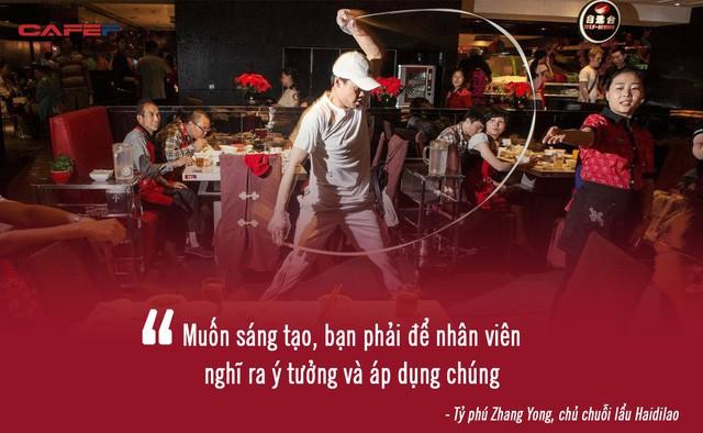 Xô đổ kỷ lục 10 năm, vua lẩu gốc Trung thành tỷ phú giàu nhất Singapore: Bỏ học để mở nhà hàng lẩu dù không biết nấu, coi trọng nhân viên hơn cả khách hàng! - ảnh 3