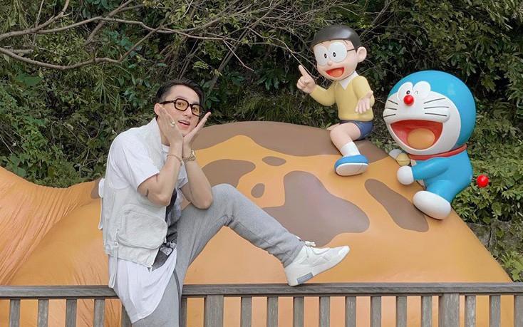 """Bí ẩn của ngày: Bảo tàng Doraemon ở Nhật có gì mà khiến Sơn Tùng nổi hứng chụp ảnh """"cưa sừng làm nghé"""" thế này?"""