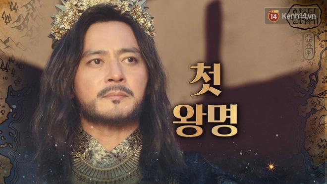 Arthdal Niên Sử Kí tập cuối bùng nổ, căng thẳng đến nghẹt thở vì IQ vô cực của hai Song Joong Ki! - ảnh 13