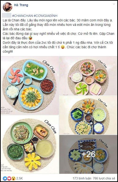 30 mâm cơm đẹp như tranh vẽ khiến dân tình trầm trồ, chủ nhân bữa ăn tiết lộ mình từng là người vụng về chuyện bếp núc - ảnh 1