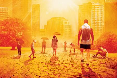 Con người đang sống với bầu không khí có chất lượng tệ chưa từng có trong vòng 2,5 triệu năm qua - ảnh 1