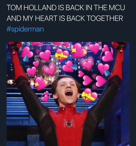 """""""Crush"""" Tom Holland lên MXH đăng clip Spider-Man ngúng nguẩy vòng 3 ăn mừng nhện nhọ hết đi bụi - ảnh 10"""