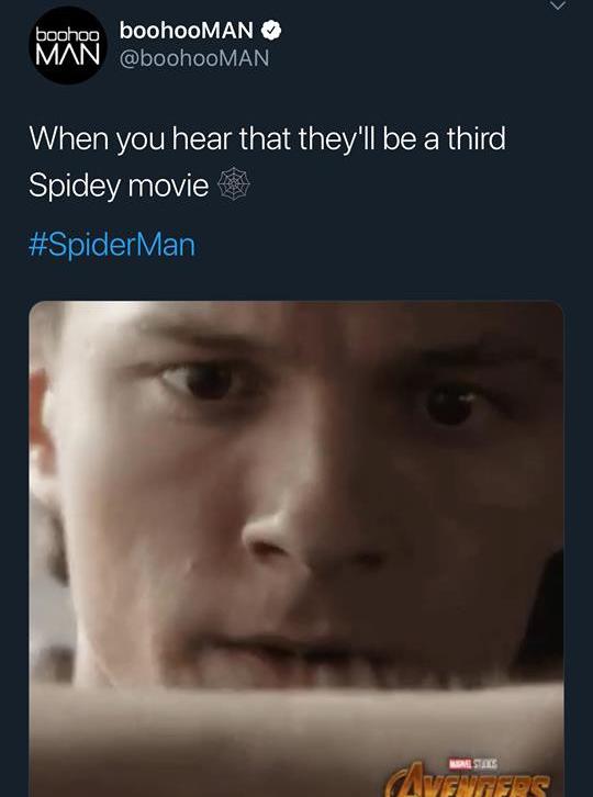 """""""Crush"""" Tom Holland lên MXH đăng clip Spider-Man ngúng nguẩy vòng 3 ăn mừng nhện nhọ hết đi bụi - ảnh 6"""